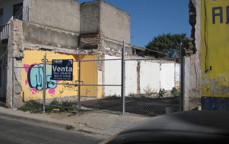 Foto de terreno comercial en venta en  , tepic centro, tepic, nayarit, 1631086 No. 03
