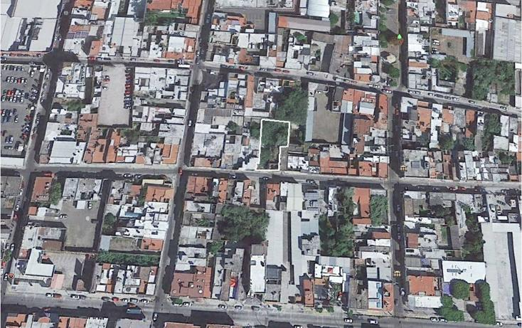 Foto de terreno comercial en venta en  , tepic centro, tepic, nayarit, 1631086 No. 06