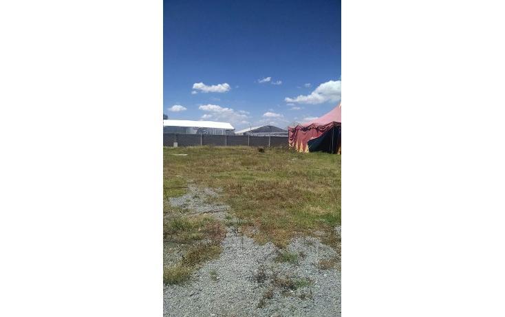 Foto de terreno habitacional en renta en  , tepojaco, tizayuca, hidalgo, 1405813 No. 04