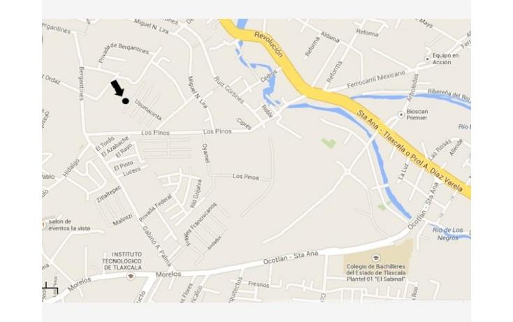 Foto de terreno habitacional en venta en tepozan, la loma, tlaxcala, tlaxcala, 383525 no 01