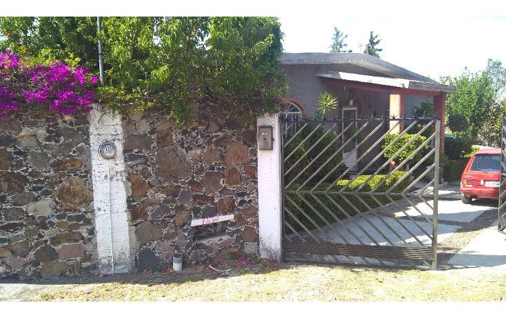 Foto de casa en venta en tepozanes 4 , ojo de agua, san juan del río, querétaro, 1957550 No. 01