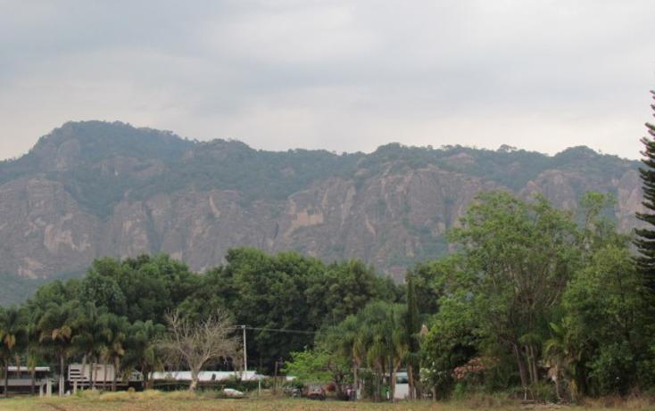 Foto de terreno habitacional en venta en  , tepoztlán centro, tepoztlán, morelos, 1142989 No. 04