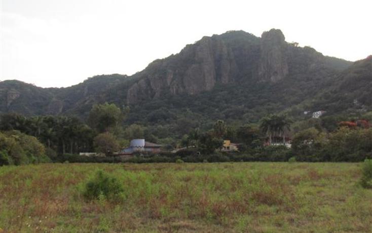 Foto de terreno habitacional en venta en  , tepoztlán centro, tepoztlán, morelos, 1192053 No. 03