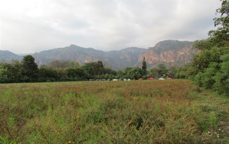Foto de terreno habitacional en venta en  , tepoztlán centro, tepoztlán, morelos, 1192053 No. 13