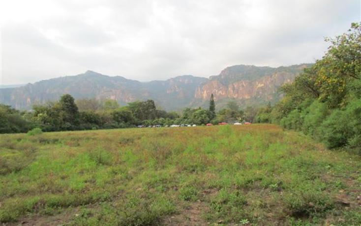 Foto de terreno habitacional en venta en  , tepoztlán centro, tepoztlán, morelos, 1192053 No. 14