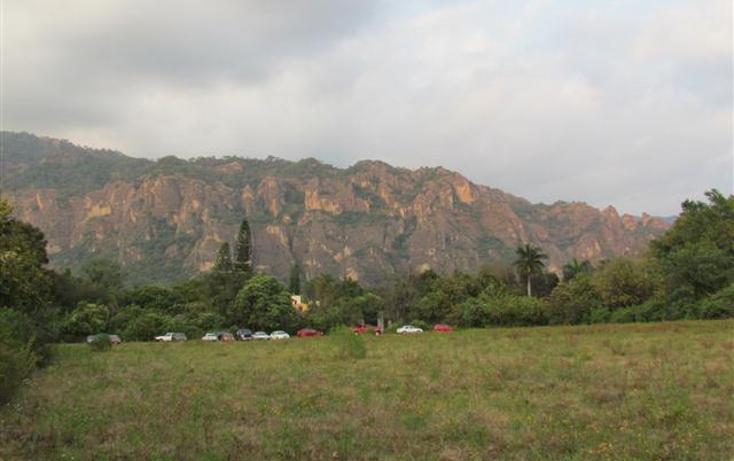 Foto de terreno habitacional en venta en  , tepoztlán centro, tepoztlán, morelos, 1192053 No. 18