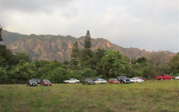 Foto de terreno habitacional en venta en  , tepoztlán centro, tepoztlán, morelos, 1192053 No. 24