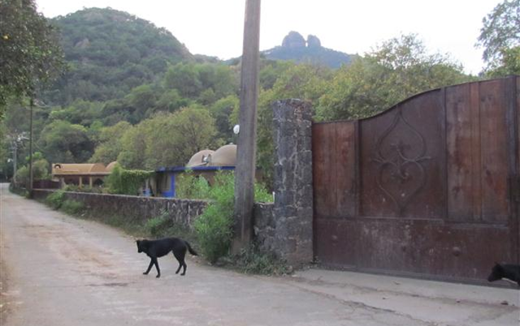Foto de terreno habitacional en venta en  , tepoztlán centro, tepoztlán, morelos, 1192053 No. 29
