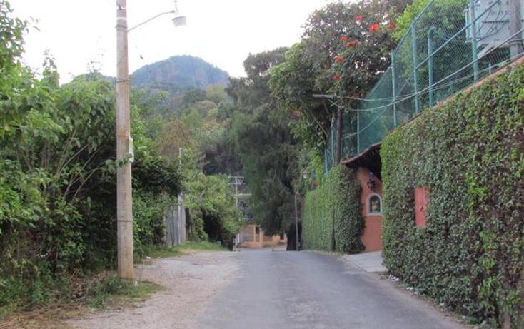 Foto de terreno habitacional en venta en  , tepoztlán centro, tepoztlán, morelos, 1192053 No. 32