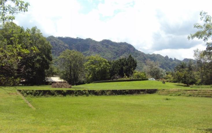 Foto de terreno habitacional en venta en  , tepoztlán centro, tepoztlán, morelos, 1298139 No. 02