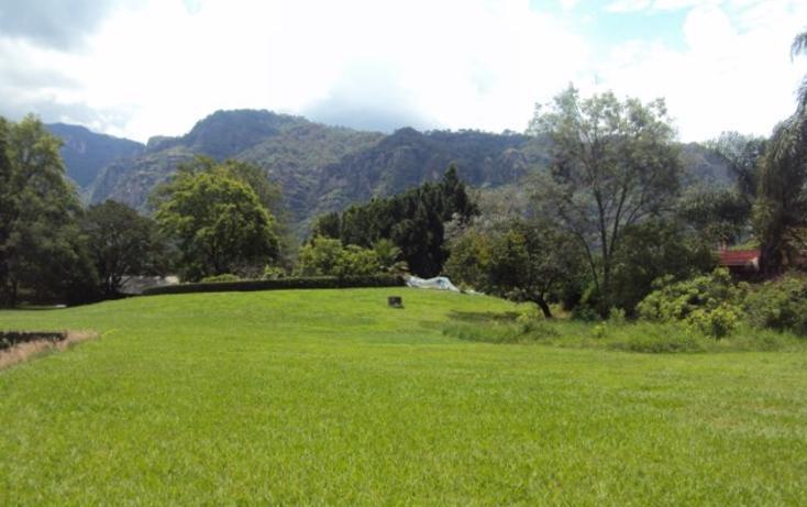 Foto de terreno habitacional en venta en  , tepoztlán centro, tepoztlán, morelos, 1298139 No. 04