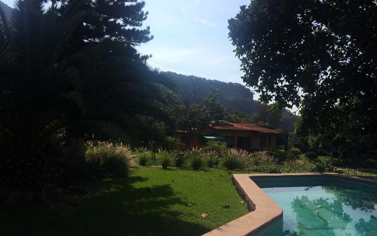 Foto de terreno habitacional en venta en  , tepoztlán centro, tepoztlán, morelos, 1488063 No. 01
