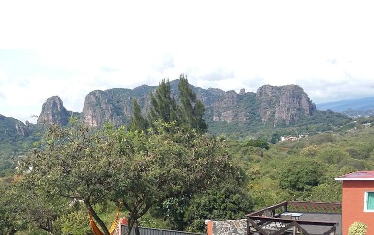 Foto de terreno habitacional en venta en  , tepoztlán centro, tepoztlán, morelos, 1489731 No. 03