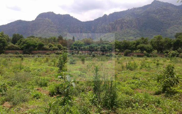 Foto de terreno habitacional en venta en, tepoztlán centro, tepoztlán, morelos, 1842298 no 01