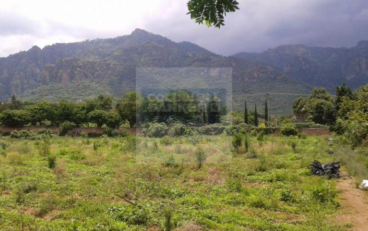 Foto de terreno habitacional en venta en, tepoztlán centro, tepoztlán, morelos, 1842298 no 02