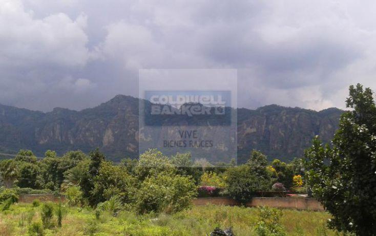 Foto de terreno habitacional en venta en, tepoztlán centro, tepoztlán, morelos, 1842298 no 04