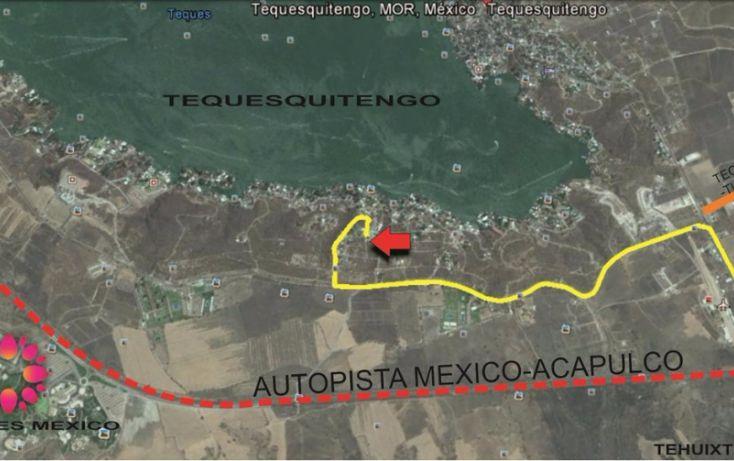 Foto de terreno habitacional en venta en, tequesquitengo, jojutla, morelos, 1239227 no 01