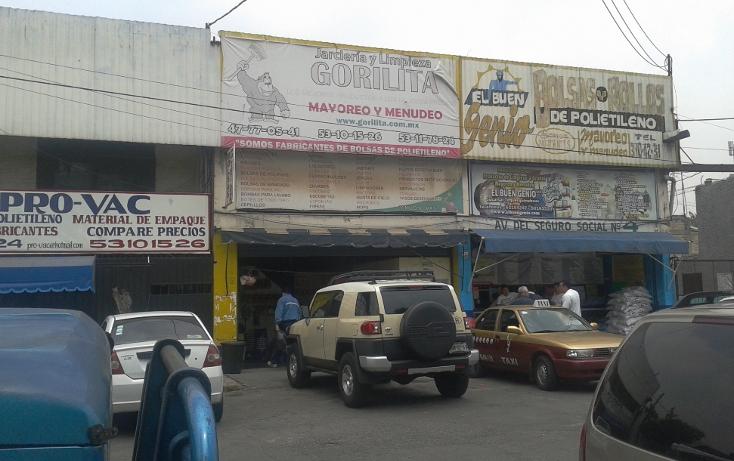 Foto de nave industrial en venta en  , tequexquinahuac parte alta, tlalnepantla de baz, méxico, 1103635 No. 01