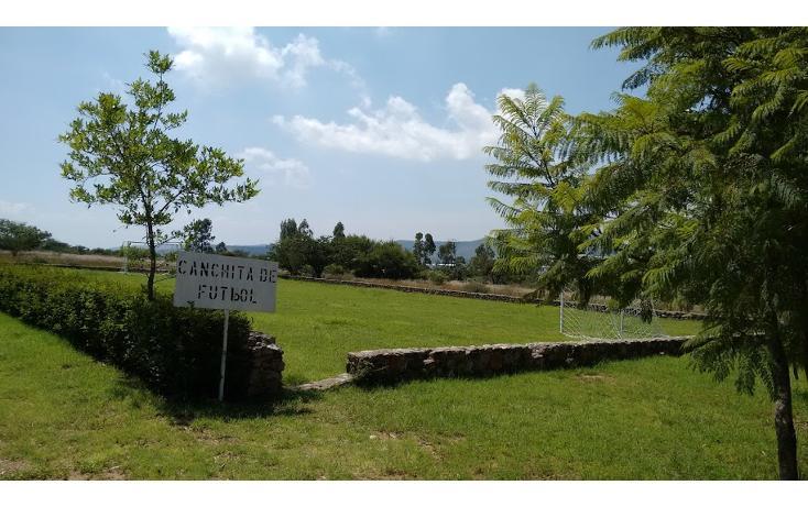 Foto de terreno habitacional en venta en  , tequisquiapan centro, tequisquiapan, querétaro, 1226021 No. 02