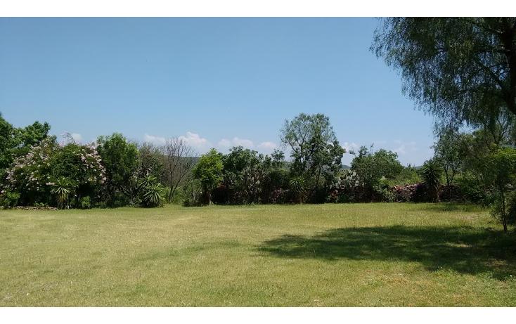 Foto de terreno habitacional en venta en  , tequisquiapan centro, tequisquiapan, querétaro, 1226021 No. 04