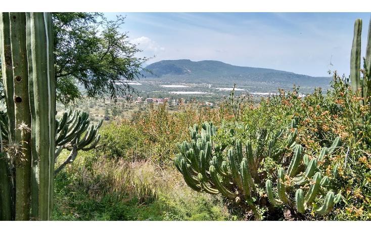 Foto de terreno habitacional en venta en  , tequisquiapan centro, tequisquiapan, querétaro, 1226021 No. 05