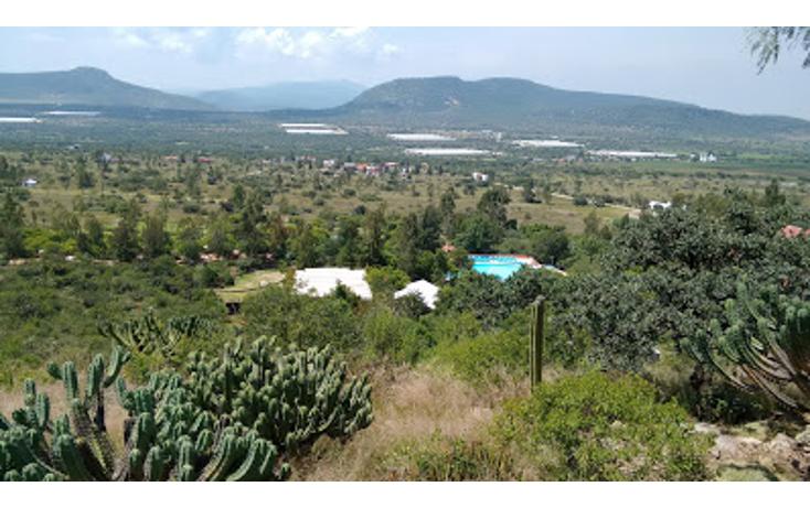 Foto de terreno habitacional en venta en  , tequisquiapan centro, tequisquiapan, querétaro, 1226021 No. 07