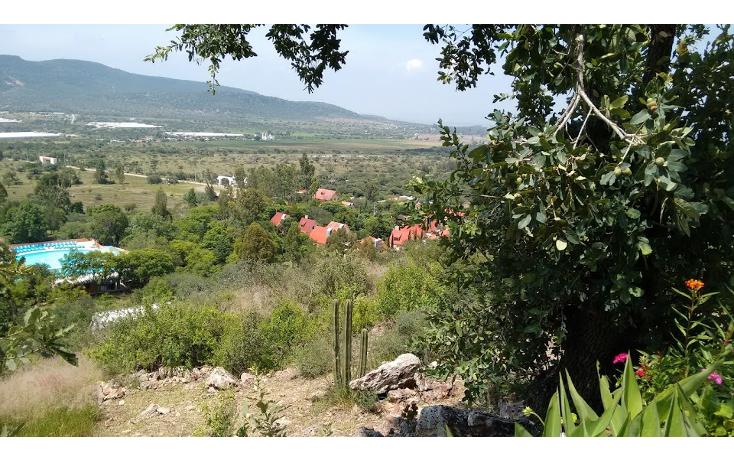 Foto de terreno habitacional en venta en  , tequisquiapan centro, tequisquiapan, querétaro, 1226021 No. 08