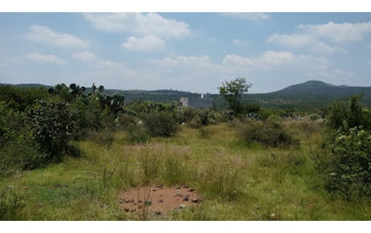 Foto de terreno habitacional en venta en  , tequisquiapan centro, tequisquiapan, querétaro, 1226021 No. 14
