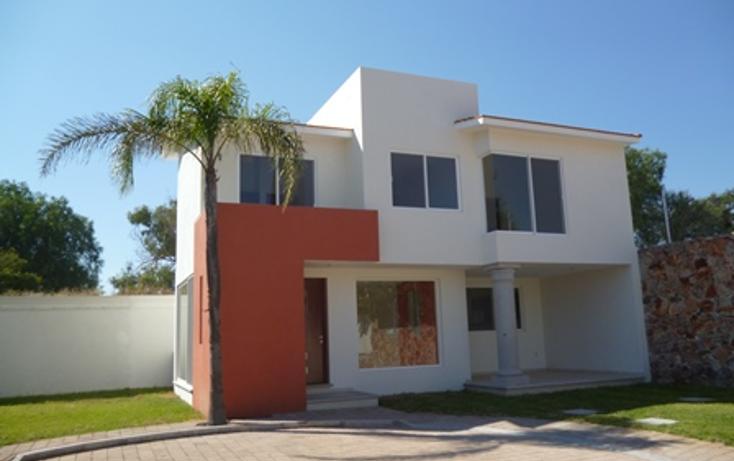 Foto de casa en venta en  , tequisquiapan centro, tequisquiapan, querétaro, 1439899 No. 01