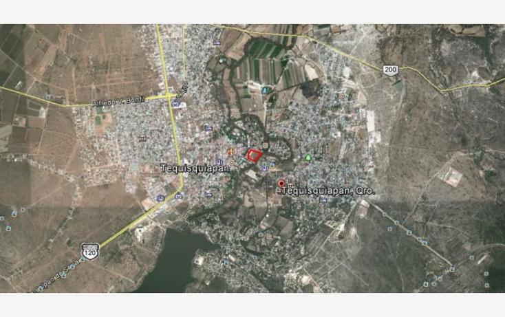 Foto de terreno comercial en venta en  , tequisquiapan centro, tequisquiapan, querétaro, 1450189 No. 03