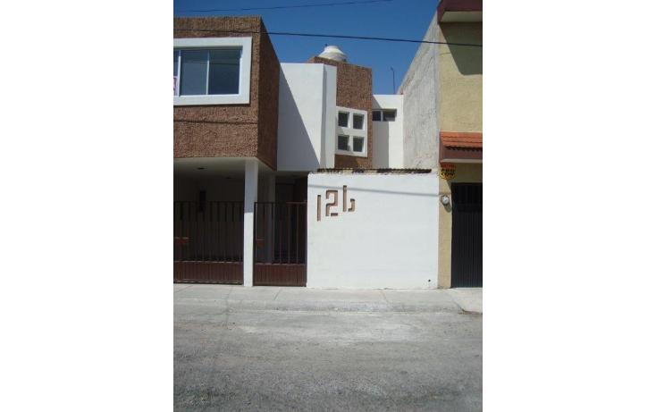 Foto de casa en renta en  , tequisquiapan, san luis potos?, san luis potos?, 1095507 No. 01