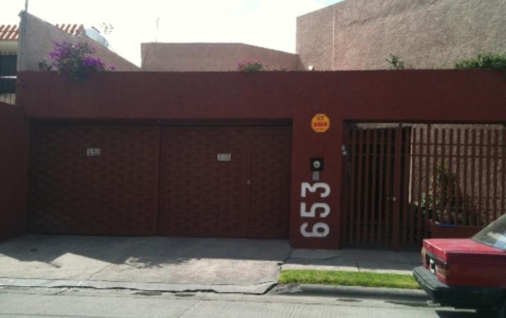 Foto de casa en venta en  , tequisquiapan, san luis potos?, san luis potos?, 1098759 No. 01