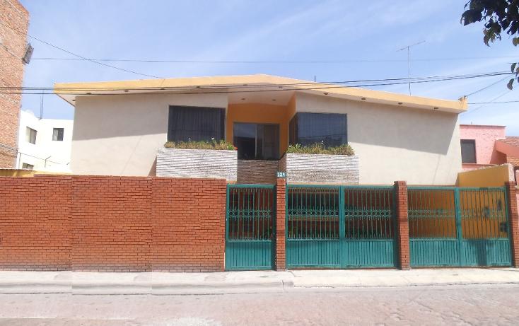 Foto de casa en venta en  , tequisquiapan, san luis potosí, san luis potosí, 1813342 No. 01