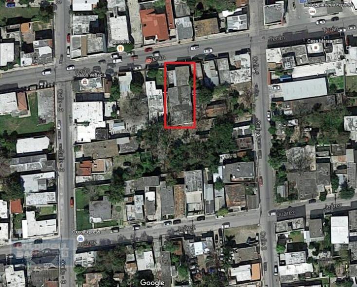 Foto de edificio en venta en  , matamoros centro, matamoros, tamaulipas, 1921617 No. 01