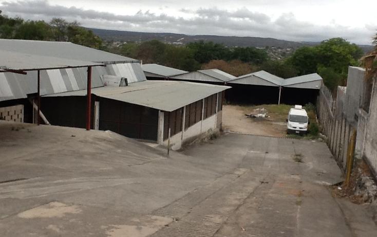 Foto de nave industrial en renta en  , terán, tuxtla gutiérrez, chiapas, 1087861 No. 01