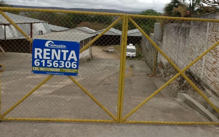 Foto de bodega en renta en, terán, tuxtla gutiérrez, chiapas, 1087861 no 06