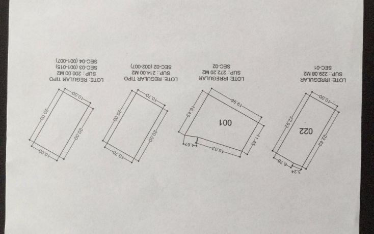 Foto de terreno habitacional en venta en, terán, tuxtla gutiérrez, chiapas, 1756796 no 04