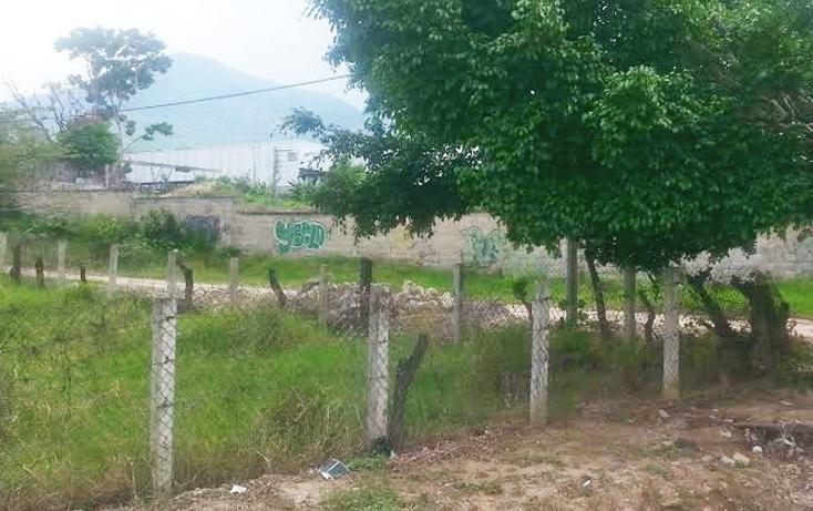 Foto de terreno habitacional en venta en  , terán, tuxtla gutiérrez, chiapas, 620461 No. 02