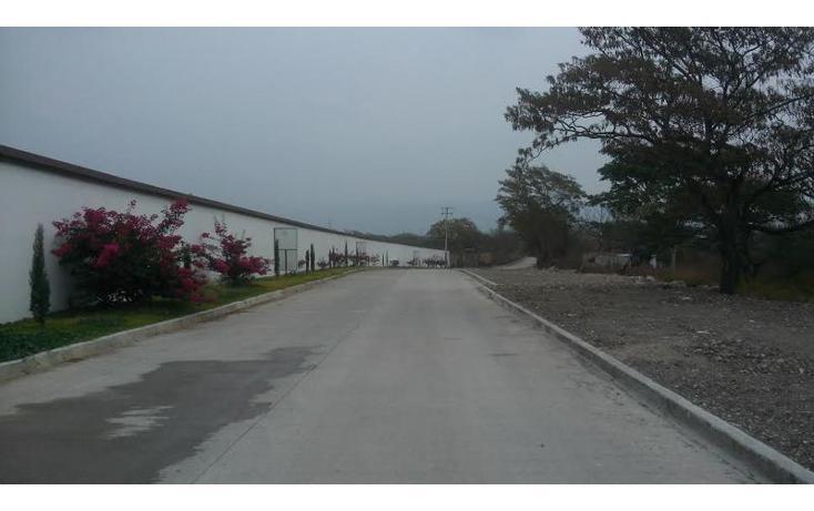 Foto de terreno habitacional en venta en  , terán, tuxtla gutiérrez, chiapas, 893249 No. 03