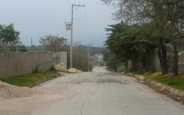 Foto de terreno habitacional en venta en circuito loma linda , terán, tuxtla gutiérrez, chiapas, 893249 No. 05