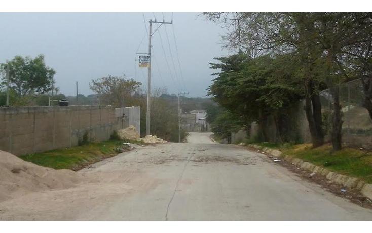 Foto de terreno habitacional en venta en  , terán, tuxtla gutiérrez, chiapas, 893249 No. 05