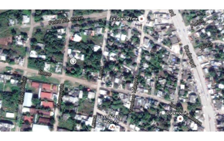 Foto de terreno habitacional en renta en  , tercer milenium, altamira, tamaulipas, 1069891 No. 01