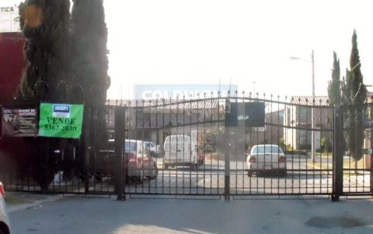 Foto de casa en condominio en venta en tercer retorno poniente canosas 5, san francisco coacalco (sección hacienda), coacalco de berriozábal, méxico, 1560760 No. 01