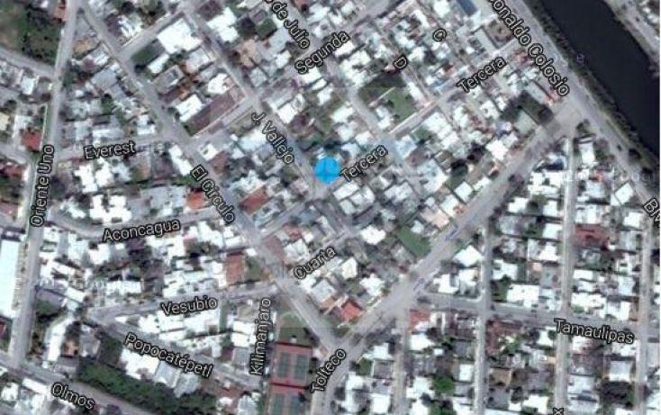 Foto de terreno habitacional en venta en tercera esq juan vallejo, el circulo, reynosa, tamaulipas, 866125 no 03