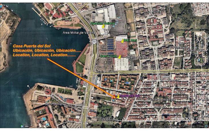 Foto de casa en venta en  , terminal marítima, puerto vallarta, jalisco, 1655517 No. 15