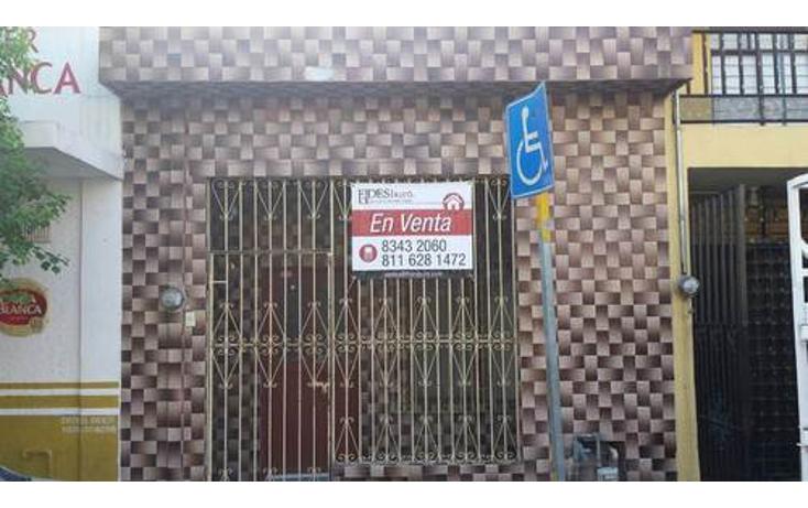 Foto de casa en venta en  , terminal, monterrey, nuevo le?n, 1140003 No. 01