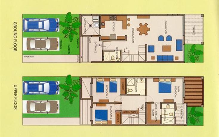 Foto de casa en venta en  , terralta ii, bahía de banderas, nayarit, 1276063 No. 12