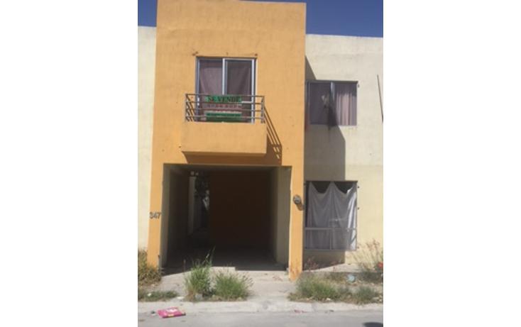 Foto de casa en venta en  , terranova, juárez, chihuahua, 1386897 No. 01