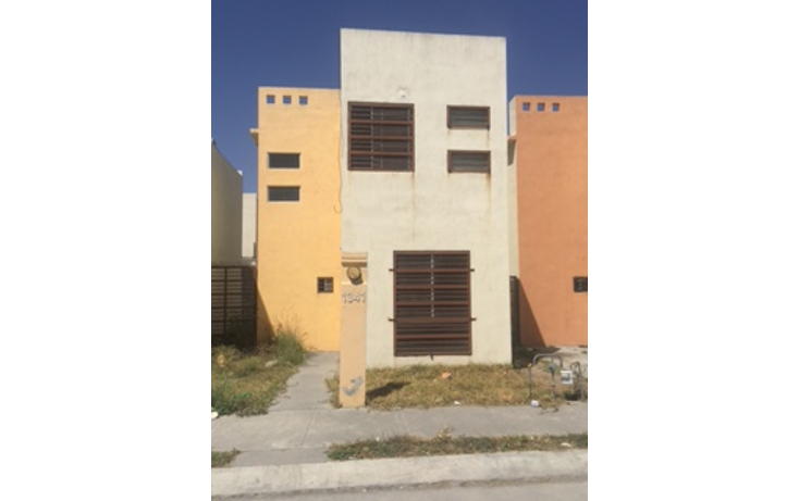 Foto de casa en venta en  , terranova, ju?rez, chihuahua, 1733648 No. 01