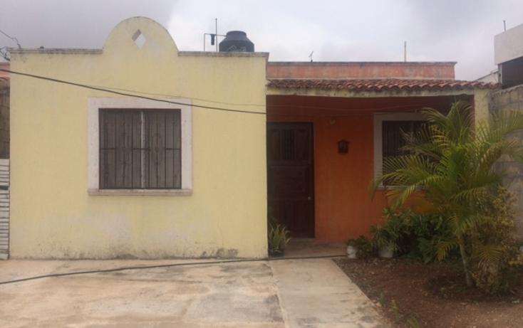 Foto de casa en venta en  , terranova, mérida, yucatán, 1693498 No. 01